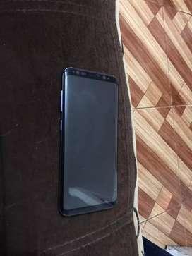 Samsung s8 en muy buen estado