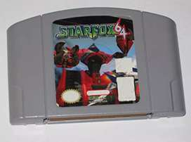 STAR FOX N64