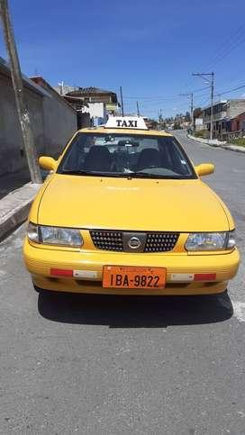 Cedo acciones y derechos de taxi convencional en Cotacachi
