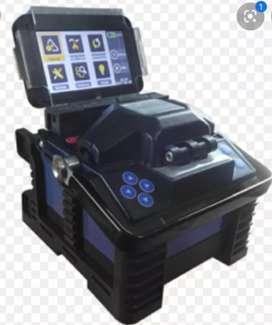 Servicio de Fusionadora, Otdr, Power Meter, bfl y accesorios de F.O.