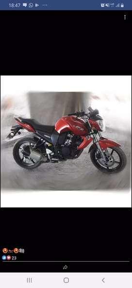 Yamaha fz m2013 impecable