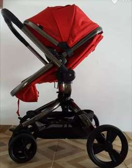 Coche europeo mothercare