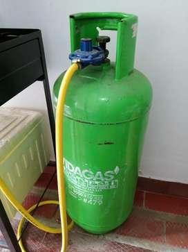 Pipa para gas GLP 18 KG