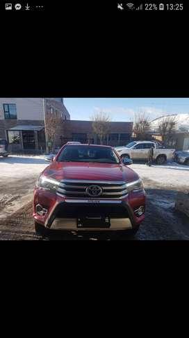 Toyota hilux 2016 srx