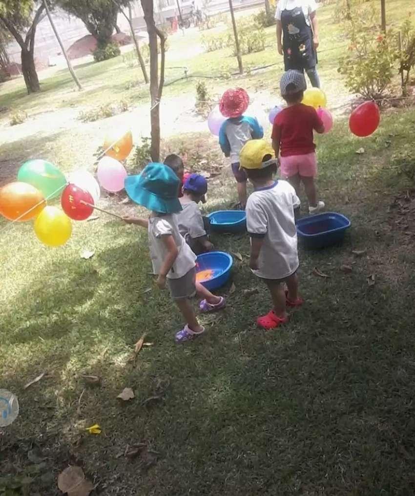 Clases de reforzamiento, cuidado y acompañamiento para niños de 1 a 4 años 0
