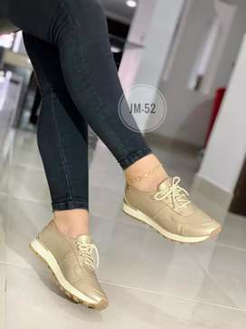 Zapatos de dama bien linda