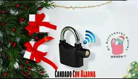 CANDADOS CON Alarma