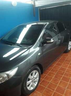 Vendo mi Toyota Corolla 2012