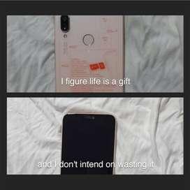 Celular Huawei P20 Lite Solo 2 Meces de