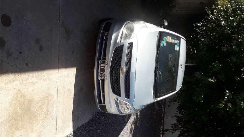 Chevrolet agile 2010  , 1.4  con gnc