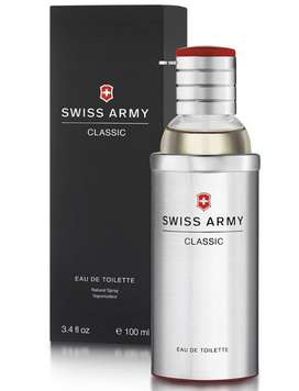 Perfume Swiss Army Clasico de Victorinox para Caballero 100ml ORIGINAL