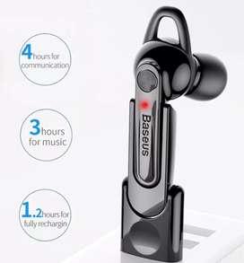 Auriculares Bluetooth de carga super rápida Baseus para Celular - Diseño exclusivo de alta calidad