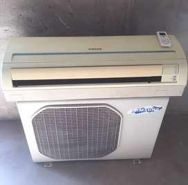 Aire acondicionado Samsung 3500 frio calor