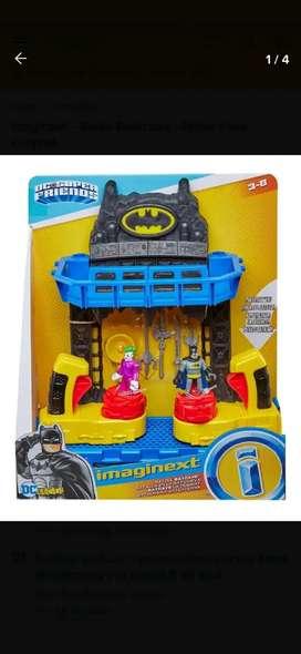 Batman battle imaginext