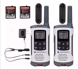 Radio Motorola original largo alcance waklie toki