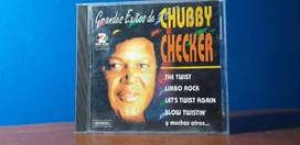 CD Grandes Exitos de Chubby Checker
