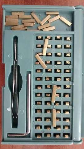 Caja de Numeros  Maquina Fechadora  Termicas y otros