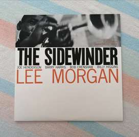 LP Jazz Lee Morgan The Sideman Blue note