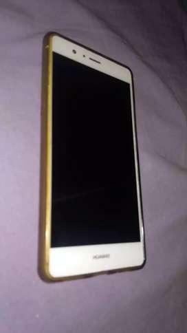 Huawei p8 lite con huella digital