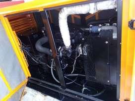 Planta eléctrica diésel 125 KVA PERKINS