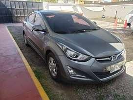 Hyundai Avante(Elantra) 2016 GLP Original full equipo