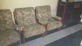 Vendo juego de sillones impecables como se ven en la foto