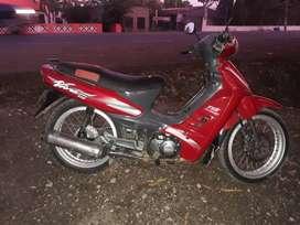 Vendo moto zuzuki