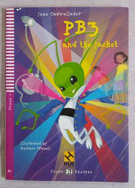 PB3 and the jacket, Young Readers