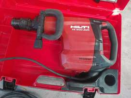 Martillo  hilti te-800