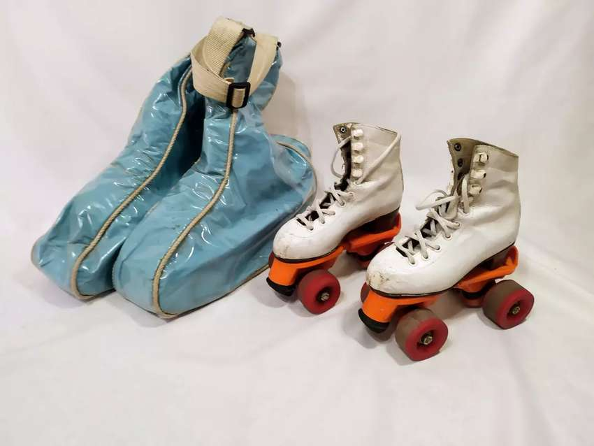 Patines para patin artístico talle 30 con bolso 0