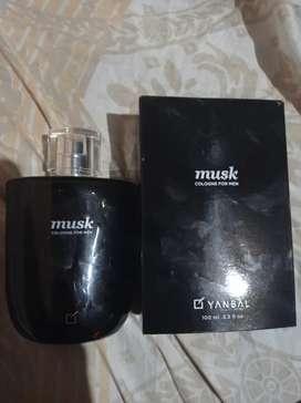 Perfume Musk de yambal