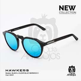 GAFAS HAWKERS BLACK Ù CLEAR WARWICK X