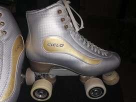 Vendo patines italianos
