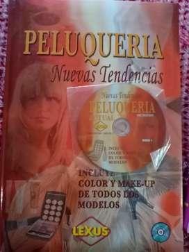 Álbum de peluquería & arte de Uñas