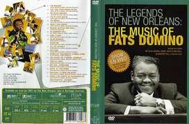 DVD Fats Domino