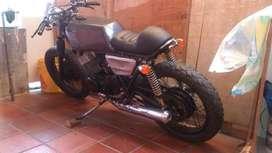 Yamaha RD 400