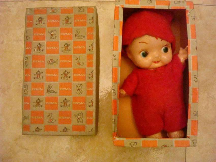 Muñeco Bebe Esma Baby Rose 0