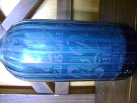 Sifon antiguo azul