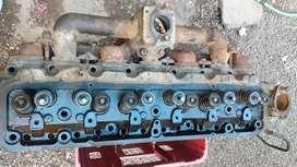 Tapa de cilindro completa de Chevrolet apache