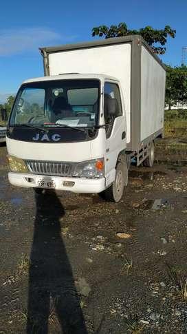 Vendo Camión JAC año 2012 modelo 1040