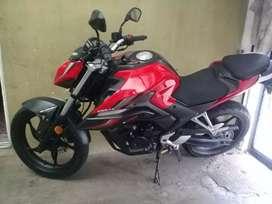Vendo moto gerrero
