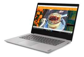"LENOVO S145-14IIL - INTEL CORE I3 1005G1 - 4 GB DDR4 - 1 TERA - PANTALLA 14"" - NO DVD - HDMI - WINDOWS 10 - GREY"