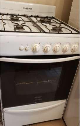 cocina Longvie modelo 501 usada vendo