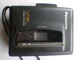 Grabador de Periodista Panasonic! Antiguo!!! A revisar!