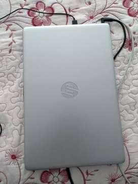 Portátil HP como nuevo