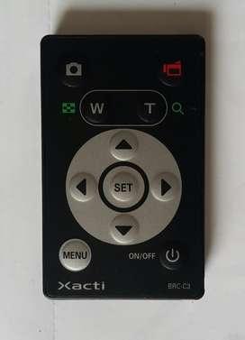 Control Remoto Xacti Brc-c3 Videocamara Sanyo Hd1000