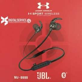 Audífonos JBL SPORT MJ-6699 Bluetooth envio gratis