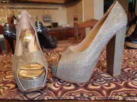 Calzado femenino un solo uso