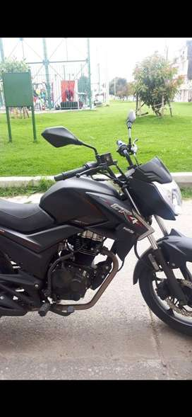 Moto cr4 AKT