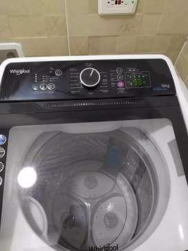 Lavadora Whirlpool de 18 libras